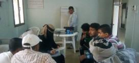 تواصل دورة ادارة المنظمات في مسارات للاسبوع الثاني على التوالي